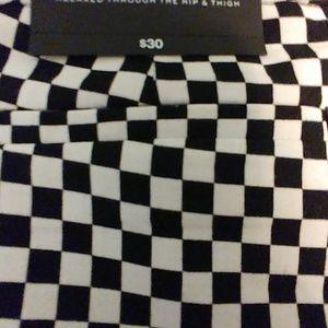 Worthington Shorts - Checkerboard shorts
